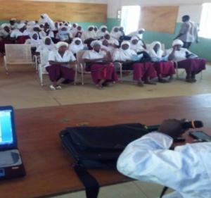 Les écoles lycée mariama de NIamey